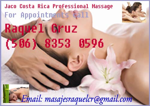 Costa Rica Massage In Jaco